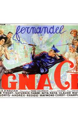 Ignace poster print by  Entertainment Poster