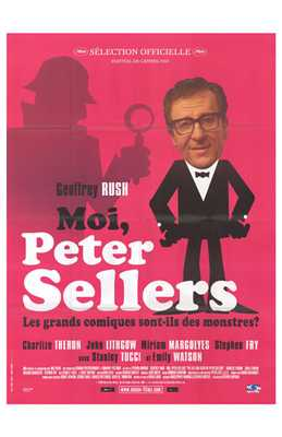 Life and Death of Peter Sellers, the poster print by  Entertainment Poster