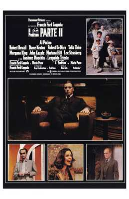 Godfather, Part 2 poster print by  Entertainment Poster