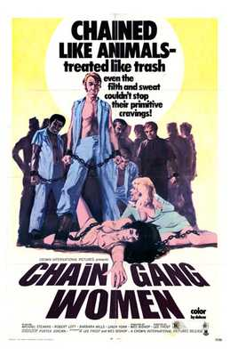 Chain Gang Women poster print by  Entertainment Poster