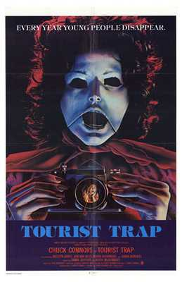 Tourist Trap poster print by  Entertainment Poster