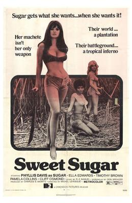 Sweet Sugar poster print by  Entertainment Poster