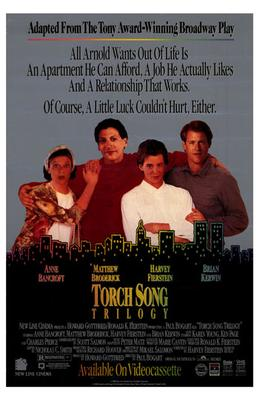 Torch Song Trilogy, the poster print by  Entertainment Poster