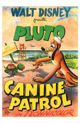 Canine Patrol poster print by  Entertainment Poster