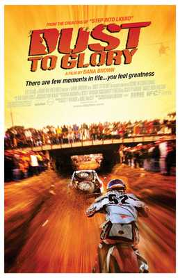 Dust to Glory poster print by  Entertainment Poster