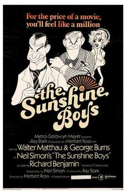 Sunshine Boys, the poster print by  Entertainment Poster