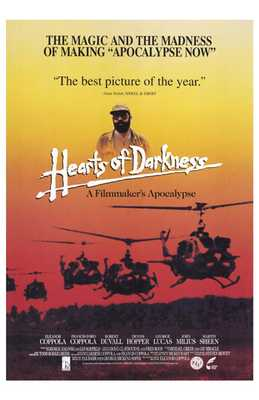 Hearts of Darkness: a Filmmaker's Apocal poster print by  Entertainment Poster
