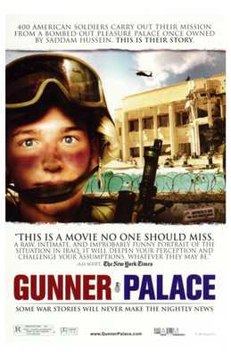 Gunner Palace poster print by  Entertainment Poster