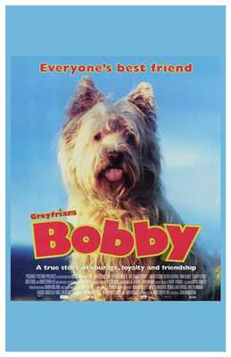 Greyfriars Bobby poster print by  Entertainment Poster