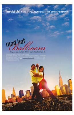 Mad Hot Ballroom poster print by  Entertainment Poster