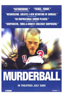 Murderball poster print by  Entertainment Poster