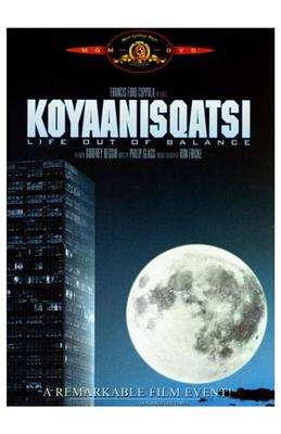 Koyaanisqatsi poster print by  Entertainment Poster