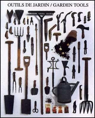Garden Tools ...