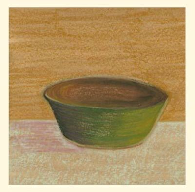 Rustic Bowl II poster print by Alicia Ludwig