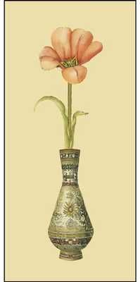 Tulip in Vase II poster print by  Unknown