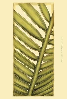 Custom Graphic Palms V poster print by Jennifer Goldberger
