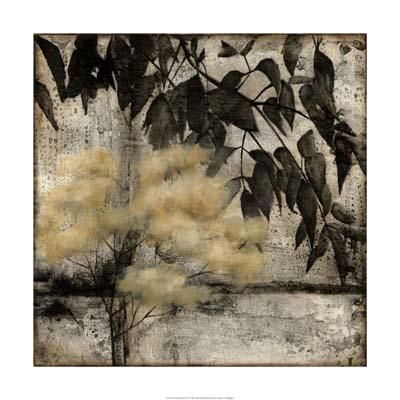 Nature's Breath II poster print by Jennifer Goldberger