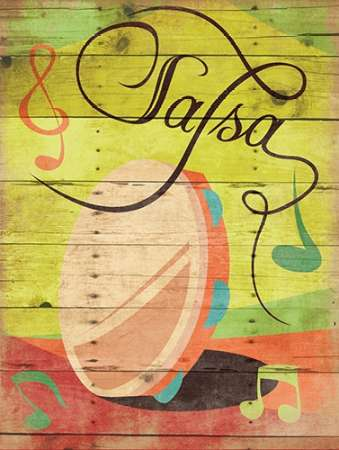 Salsa II poster print by Jace Grey