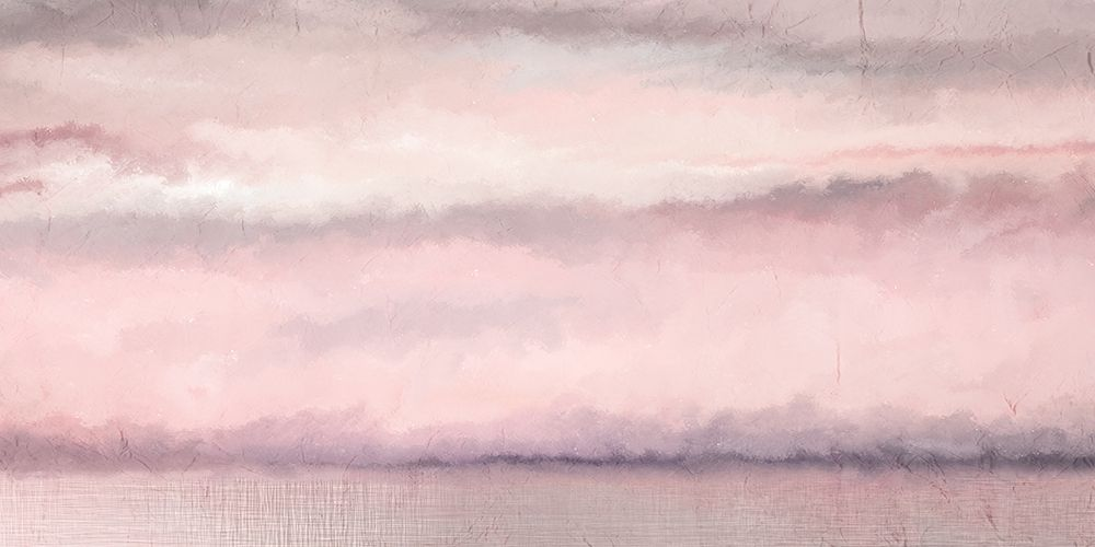 Blush Sky poster print by Allen Kimberly