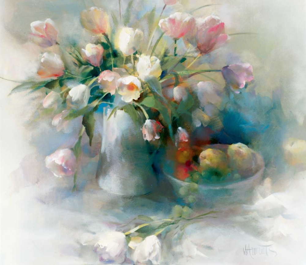 Lento poster print by Willem Haenraets