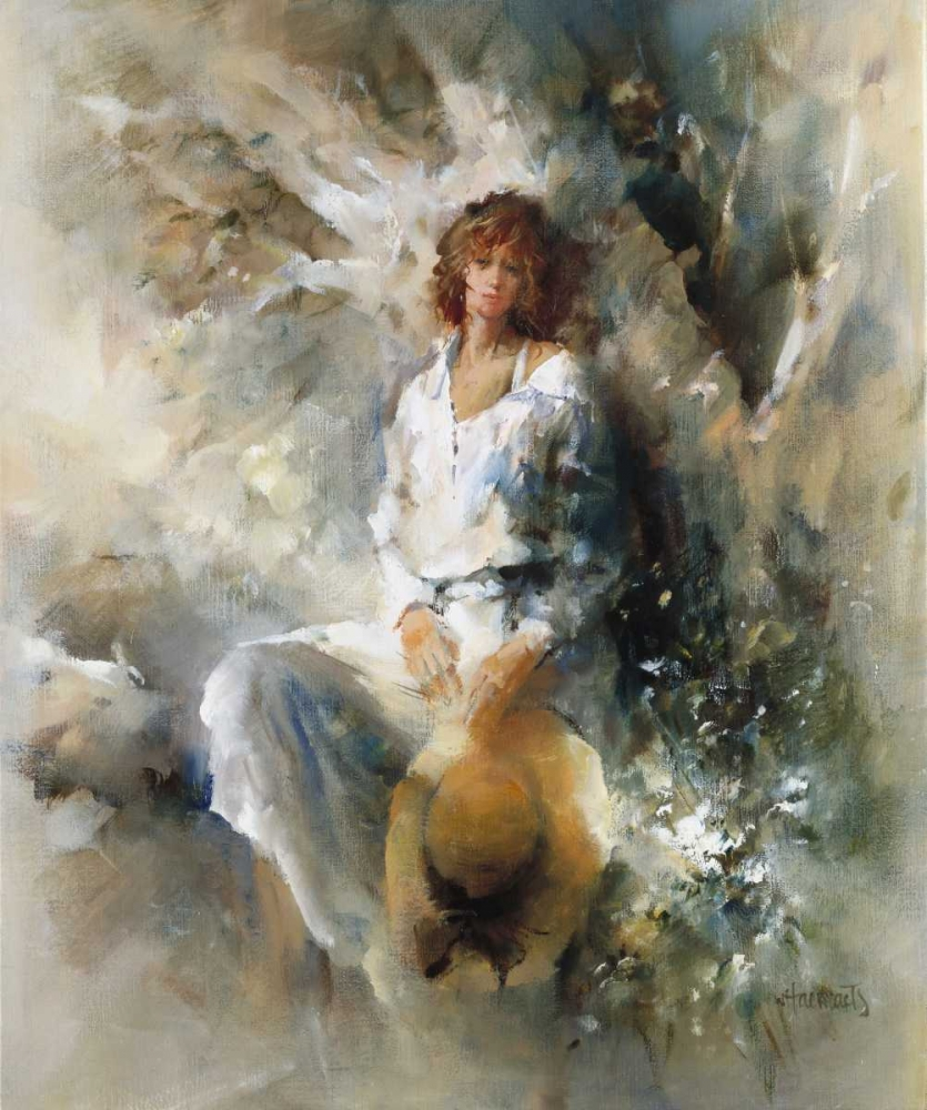 Freedom poster print by Willem Haenraets