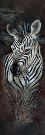 Striped Innocence poster print by Ruane  Manning