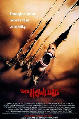 THE HOWLING poster print by Everett  Collection