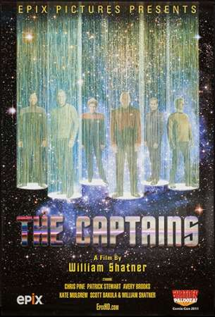 THE CAPTAINS poster print by Everett  Collection