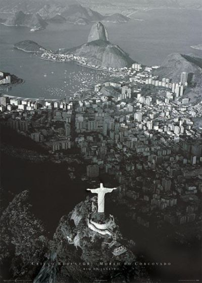 Rio De Janeiro poster print by  Unknown