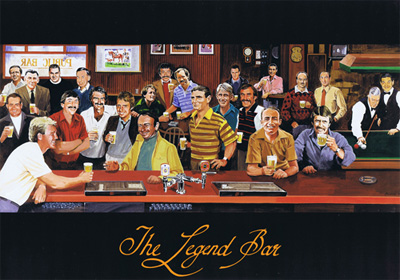 Legend Bar Unknown Art Prints Amp Posters Picturestore