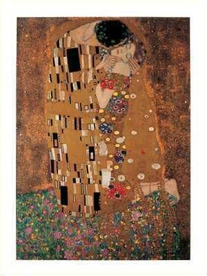 der kuss gustav klimt art prints posters picturestore poster framed art art posters. Black Bedroom Furniture Sets. Home Design Ideas