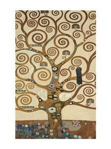 Tree Of Life poster print by Gustav Klimt