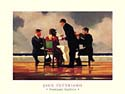 Elegy For a Dead Admiral poster print by Jack Vettriano