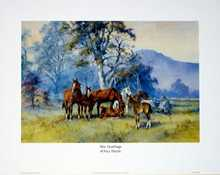 The Yearlings poster print by Darcy Doyle