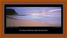 North Avoca, Sunrise poster print by Ken Duncan