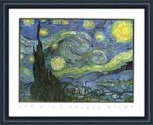 Starry Night poster print by Vincent van Gogh