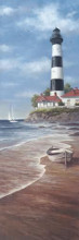 Lighthouse Shoals II poster print by Tc Chiu