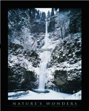 Columbia River Gorge poster print by Craig Tuttle