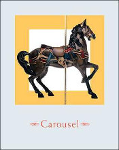 Carousel IV poster print by Wayne Williams