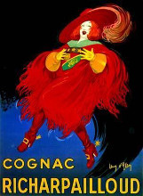 Cognac Richarpailloud poster print by No Artist