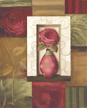 Rose Study I poster print by Lisa Audi