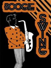 Boogie Swing poster print