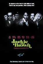 Jackie Brown poster print by  None