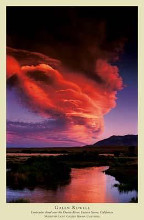 Owens River, Eastern Sierra poster print by Galen Rowell
