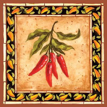 Chiles I poster print by Geoff Allen