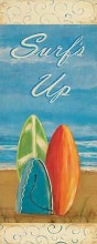 Surf's Up poster print by Grace Pullen
