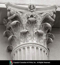 Architectural Detail III poster print by Boyce Watt