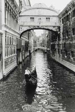 Venice Canal poster print