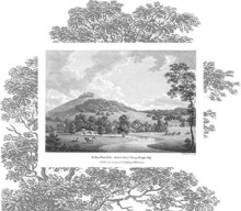 Godmerdham Park 1784 poster print by . Archive