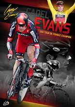 Cadel Evans poster print by  Unknown